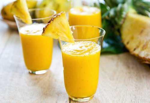 ананасовый сок и имбирь помогут победить целлюлит