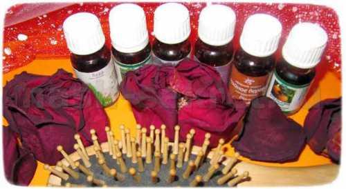 аромарасчесывание волос в домашних условиях, эффект от процедуры